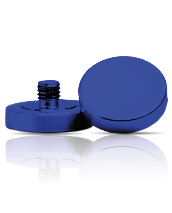 button-hand-spinner-fidget-blau